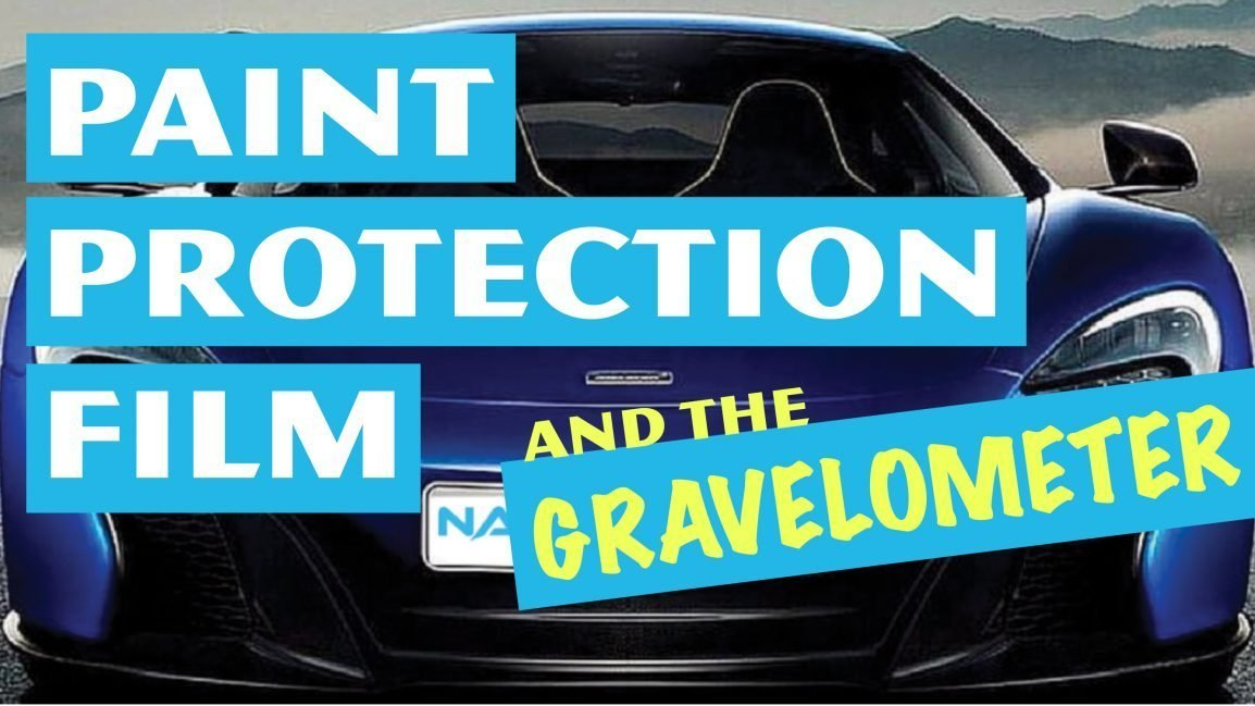 Paint Protection Film Performance Using the Gravelometer Test